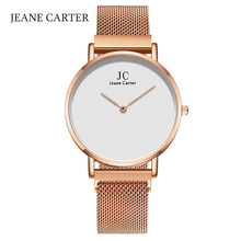 High Quality Women's Watches Rose Gold Magnetic Bracelet Watch Women Stainless Steel Quartz Watch Ladies Clocks Relogio Feminino