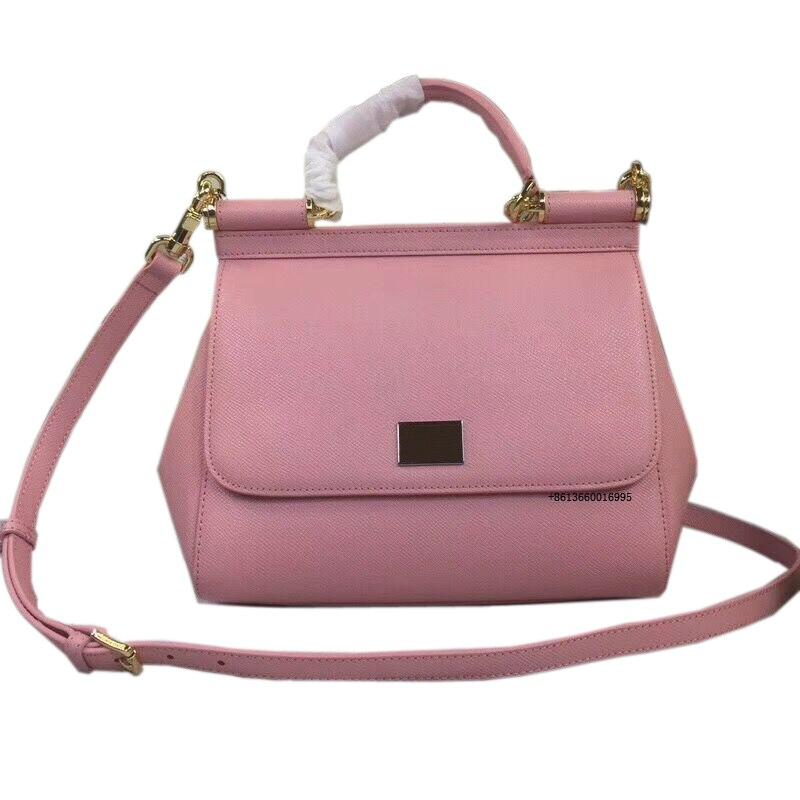 Original Quality Italy Sicily Luxury Handbags Poker Printing Shoulder Bag Famous Design Female Tote Bag Crossbody Bags for Women