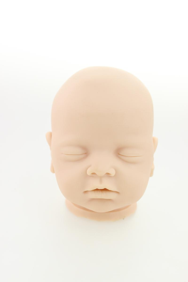 20'' Silicone Baby Dolls Kit Bebe Reborn Doll Accessories Reborn Dolls DIY Kit For Artist Handmade Mould Accessories