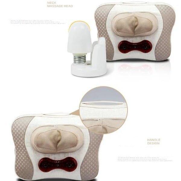 Массаж всего тела талии и шеи электрическая подушка-массажер для продажи