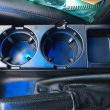 Автомобильная центральная консоль держатель стакана воды держатель бутылки для напитков монета лоток для Bmw 3 серии E46 318I 320I 98-06 51168217953