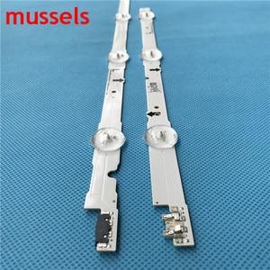 """Image 4 - LED Backlight strip For Samsung 48"""" 1060mm 9Lamp 2014SVS48F UA48J5088AC UE48H6400 BN96 30453A D4GE 480DCA R3 D4GE 480DCB R3 New"""