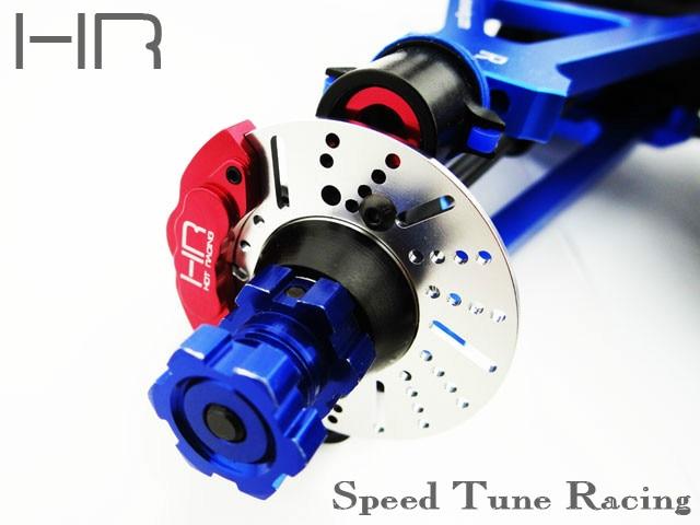 Aluminum Brake Disc Add-On for Traxxas 1/10 Revo SummitAluminum Brake Disc Add-On for Traxxas 1/10 Revo Summit