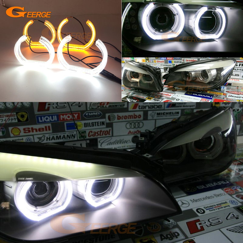 For BMW F01 F02 F03 F04 730d 740d 740i 750i 760i 2008 2012 DTM Style LED