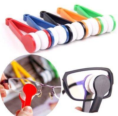 Cleaner-Tools Glasses Lens-Clothes Rub-Power Fine-Fiber Super With Random-Color Handy