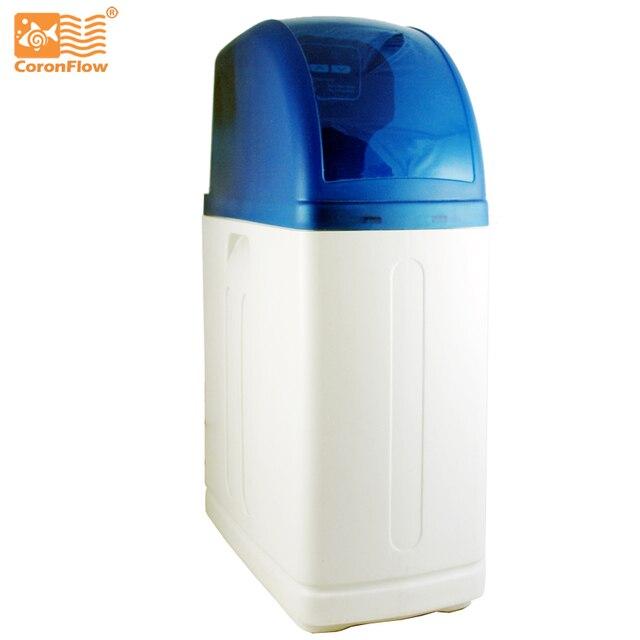 Coronwater Haushalts 7 gpm Wasser Weichmacher CCS1 CSM 817 ionen austausch Schrank Erweichung