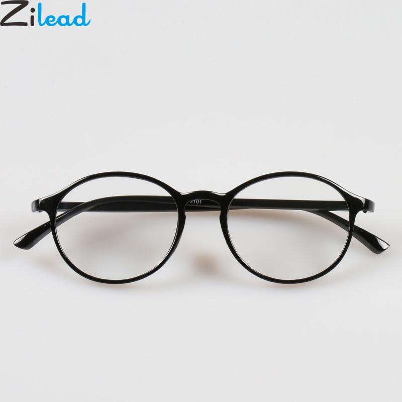 Zilead Retro Ultra Light Round Leopard Reading Glasses Women&Men Eyewear Glasses Presbyopia+1.0+1.5+2.0+2.5+3.0+3.5+4.0