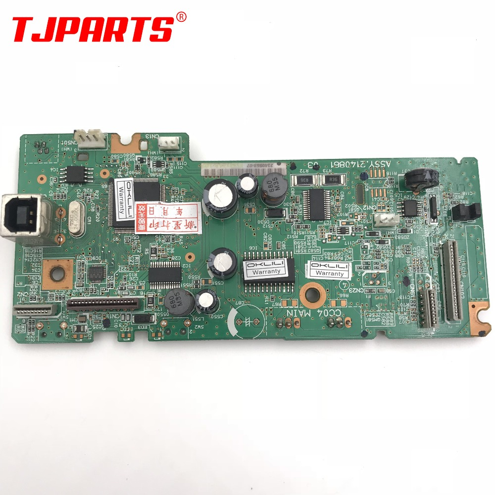 2140861 2158979 2140863 FORMATTER PCA ASSY Formatter Board logic Main Board MainBoard mother for Epson L210 L211 L350 L382 цена