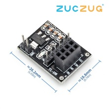 NRF24L01 Wireless adapter module New Socket Adapter plate Board for Arduino