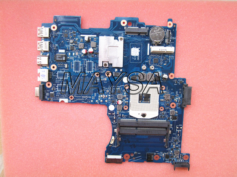 725241-001 725241-501 Main board Fit For HP 242 G1 series Laptop Motherboard DDR3 USB2.0 621304 001 621302 001 621300 001 laptop motherboard for hp mini 110 3000 cq10 main board atom n450 n455 cpu intel ddr2