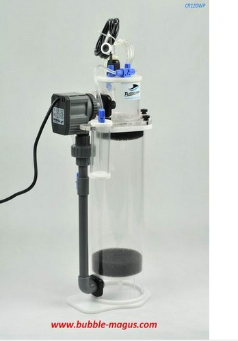 20W Bubble Magus CR120WP CR 120WP Seawater coral tank adds calcium and magnesium reactor Fish tank