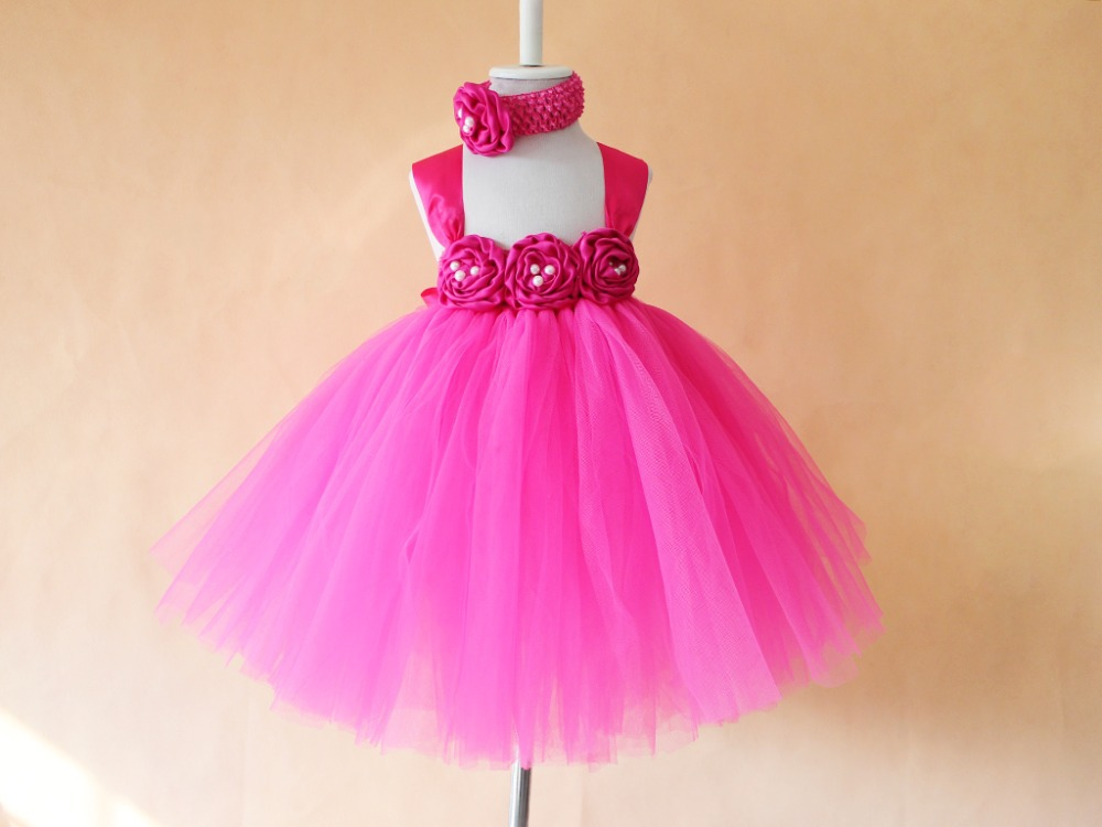 Online Get Cheap Hot Pink Tutu Dress -Aliexpress.com | Alibaba Group