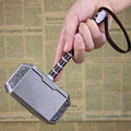 20cm Metal Thor Hammer Replica 1:1 toy for kid 2016 New the avengers Thor Hammer Replica metal Prop cosplay adult Christmas gift