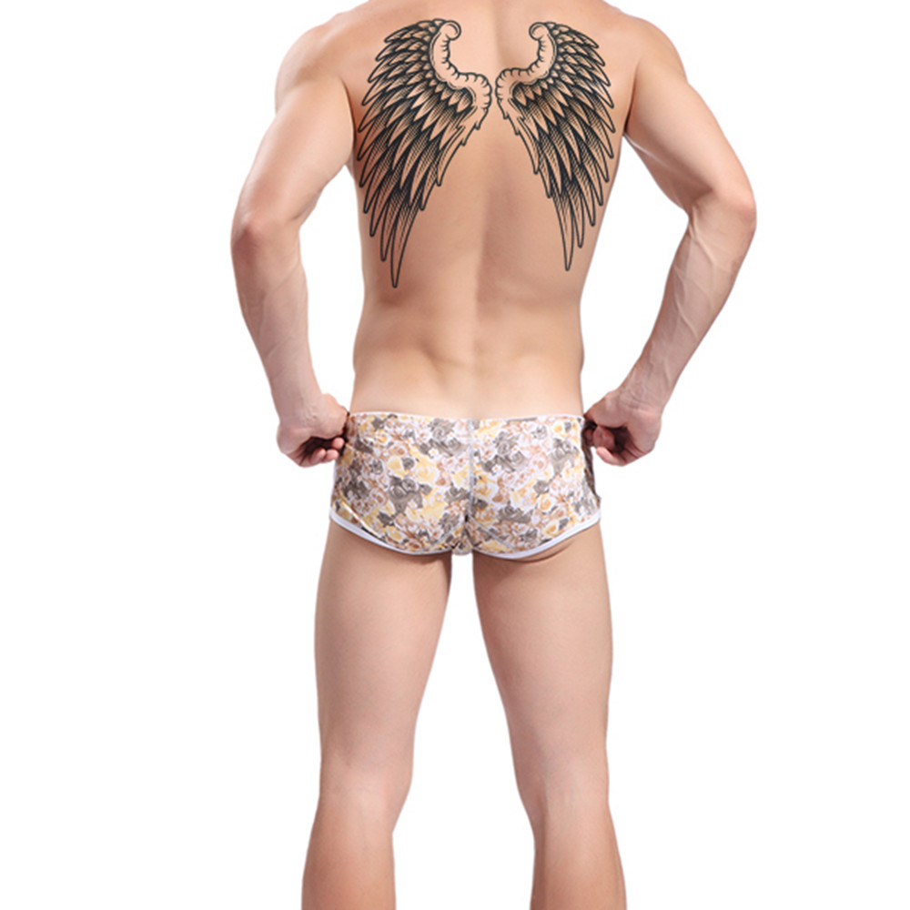 Angel Wings Raver Arm Ben Body Art Vattentät Tillfällig Tattoo - Tatuering och kroppskonst - Foto 2