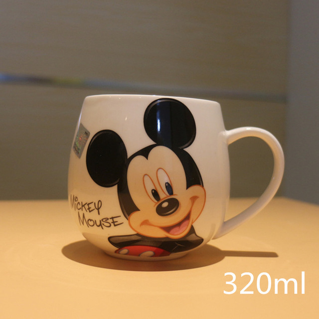 WD21445//1 CARTOON GROUP Taza Mug Mickey Mouse Disney Mickey Mouse cer/ámica c/ónica 340 ml con paquete