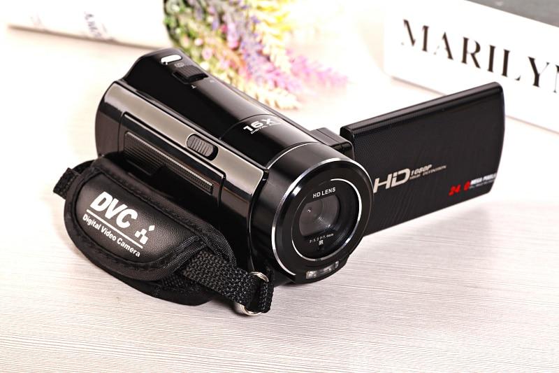 Cheapest HD 1080P Digital Video Camera Camcorder 24MP 16X Digital Zoom Mini Video Camera Professional DIS Super 3 DVCheapest HD 1080P Digital Video Camera Camcorder 24MP 16X Digital Zoom Mini Video Camera Professional DIS Super 3 DV