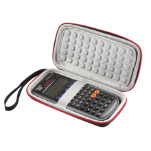 Hard EVA Case for Casio FX-85DE Plus Scientific Calculator / FX-82DE Protective (only case)