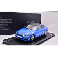 1:18 Масштаб сплава игрушечных автомобилей BWM M4 серии модель автомобиля детских игрушек автомобили оригинальный авторизованный детские игру