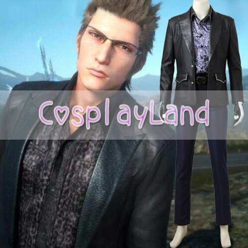 Final Fantasy XV Ignis Scientia Cosplay Costume Carnival Halloween Costumes for Adult Hot Game FF15 Cosplay Ignis Costume Suit