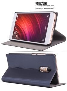 Image 4 - Xiaomi mi redmi note 4 4x 4A 5A Case PU Leather + PC Cover Luxury Flip Stand Original Xiaomi redmi 4X 4A pro 4X Prime ,OEM Case