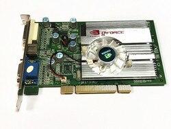 GOOD PACKAGE NEW nVIDIA GeForce FX5500 PCI AGP 256MB 128bit DDR VGA/DVI PCI Video Card 7600gt