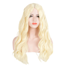 Light Blonde Renaissance Princess Wig Fairytale Goddess Cost