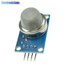 MQ135 MQ-135 Датчик качества воздуха, модуль обнаружения опасных газов для Arduino, Новинка