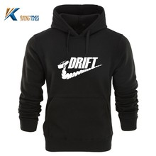 YOUNG TIMES 2018 NEW car drift pink hoodie women hoodie swea