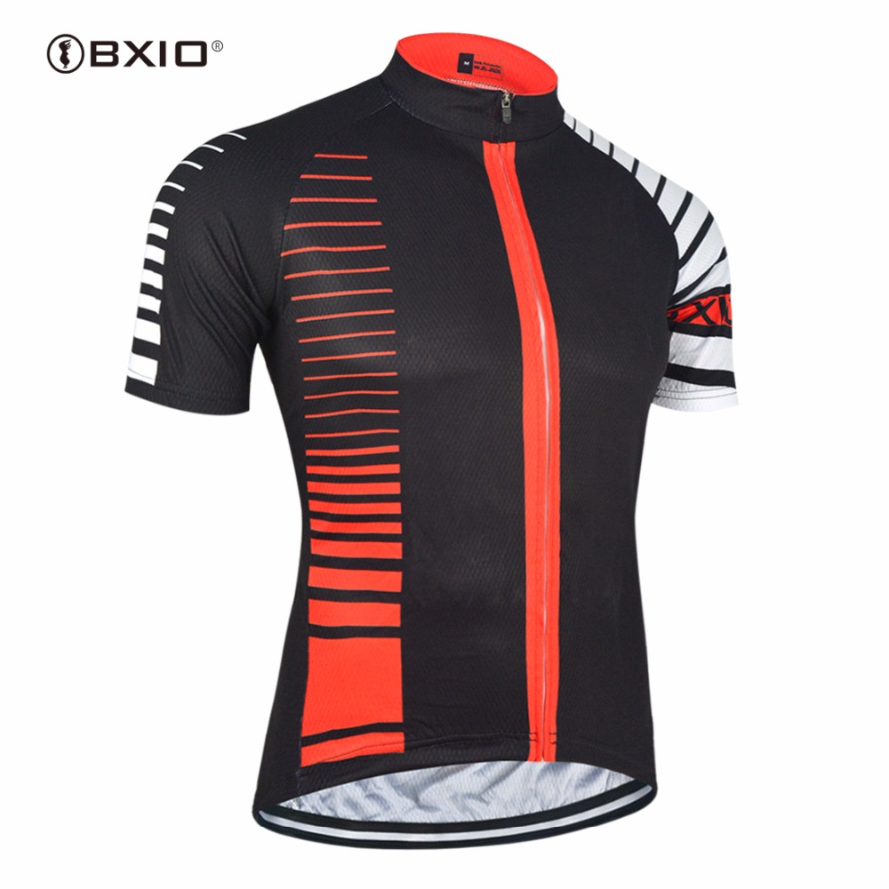 BXIO Cycling Clothing Equipe De France Maillot Ciclismo Summer Pro Cycling Jerseys 2017 Sport Road Bike Jersey BX-0209RH098-J
