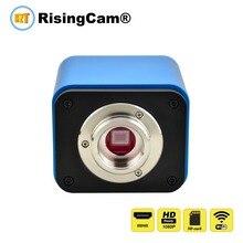 Caméra pour microscope numérique, 5,0 mp HD 1080p HDMI, 60fps, SONY imx178, capteur, sortie HDMI, WiFi