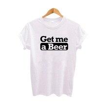 """Get Me a Beer"" women's shirt"