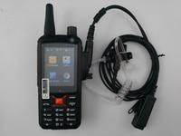 2018 New F22+ WIFI GPS two way radios Zello platform Wifi SIM card 2G 3G WCDMA network Network intercom Radio walkie talkie