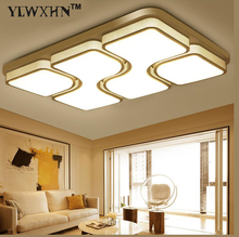 2017 Ce Sale Abajur Remote Or Switch Control Led Ceiling Lights Home Lighting Bedroom Lamp Modern Light Luminaire Lampe Deco