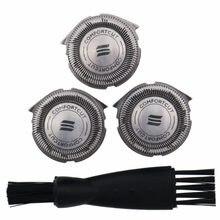 Сменная головка для бритвы Philips RQ32 RQ310 RQ320 RQ330 RQ350 RQ360 RQ370 RQ11 RQ1150 RQ311 YS523 YS526 RQ1160CC RQ1180C, 3 шт.