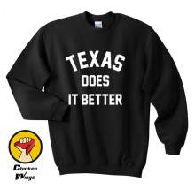 Texas Houston I Love Texas Houston Texas America Tumblr Top Crewneck Sweatshirt Unisex More Colors