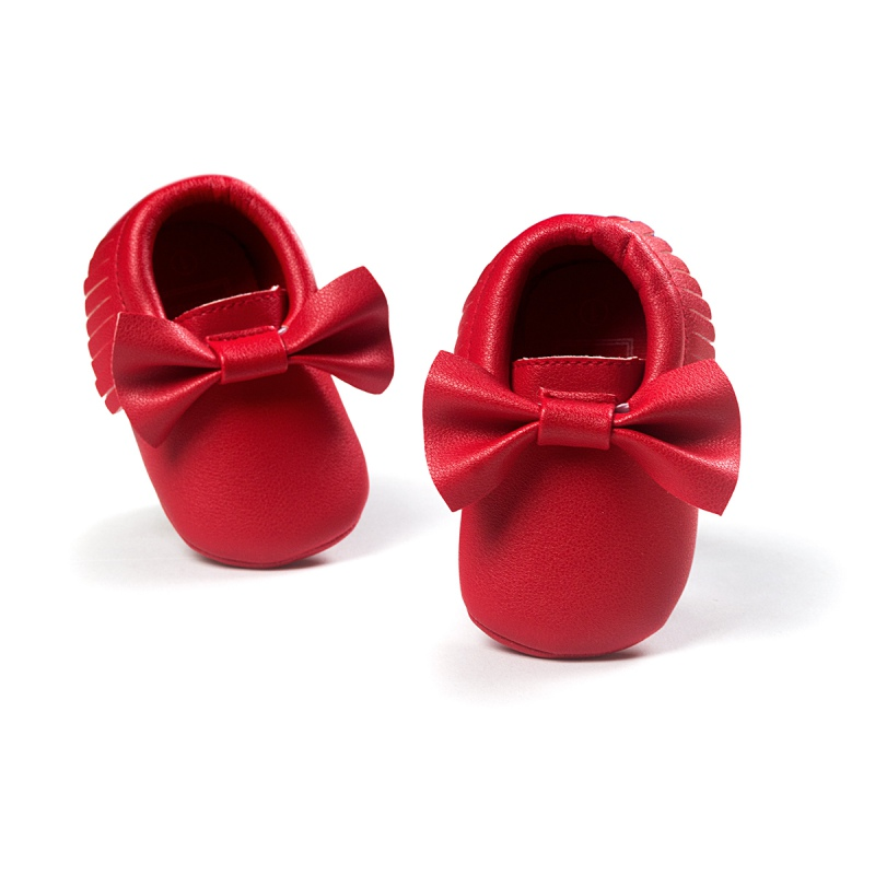 14 Colors Baby Girls Princess Shoes Fringe Soft Moccasin Infant Toddler Girl Leather Crib Shoes 0 18m Whoah Baby Llc