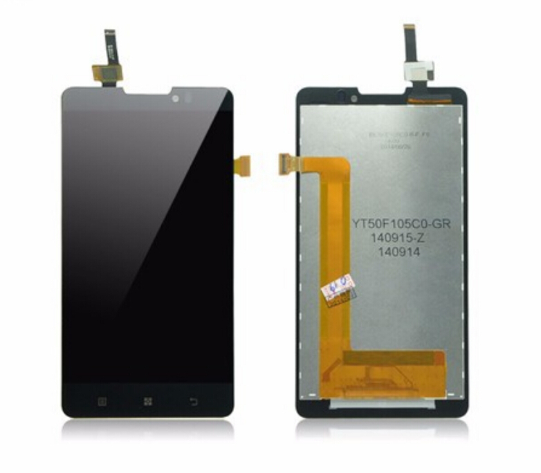 Super Quality Replacement LCD Display Touch Digitizer Screen Assembly Complete For Lenovo P780 Free Shipping