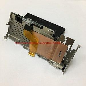 Image 4 - Reparatie Onderdelen Voor Sony ILCE 6000 ILCE 6000L A6000 Lcd scherm Unit Met Flip Beugel Scharnier Flex Kabel