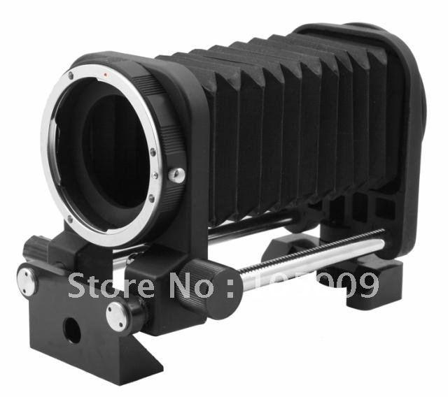 lens Macro Extension/Fold Bellows mount For canon EOS 60D 600D 550D 5DII 500D 50D Camera free shipping 90%new 500d main board for canon 500d mainboard 500d motherboard dsc 500d mainboard camera repair parts