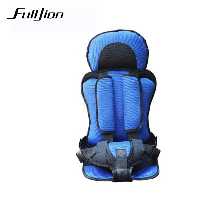 Portable Baby Care Safety Seat Children S Chairs In The Car Updated Version Thickening Sponge Kids