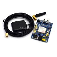 SIM808 Development Board Instead Of 908 GSM GPRS GPS Bluetooth SMS Module To Send Data Procedures
