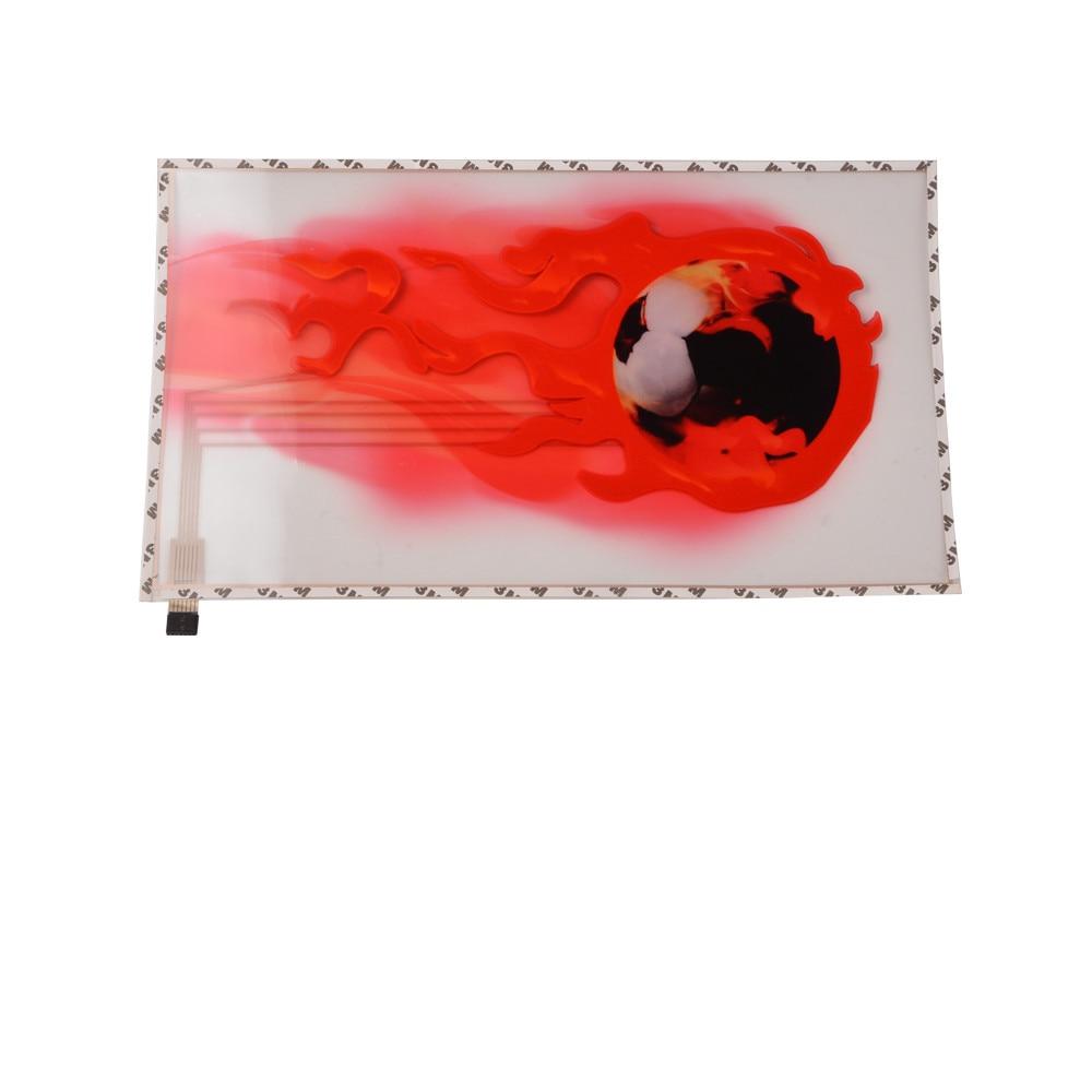 12V Red Car Sound Activated Light Fireball Pattern Music Rhythm Stickers Windshield Sticker