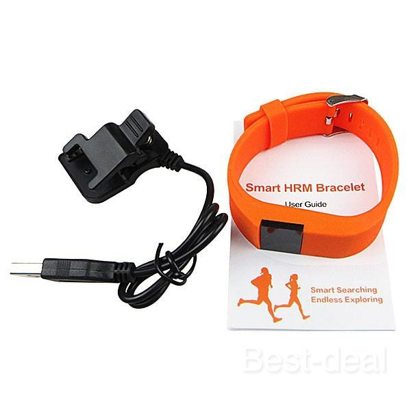 Ido Id100 Smart Bracelet Heart Rate Monitor Smartband Sports Fitness