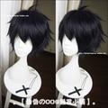 High Quality Short Straight Tomoki Sakurai Cos Wig Sora no Otoshimono Heaven's Lost Property Synthetic Hair Anime Cosplay Wig