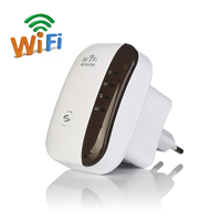 Wireless N Wifi Repeater Signal Booster 802 11n B G Network Mini WiFi Adapter 300Mbps Wi