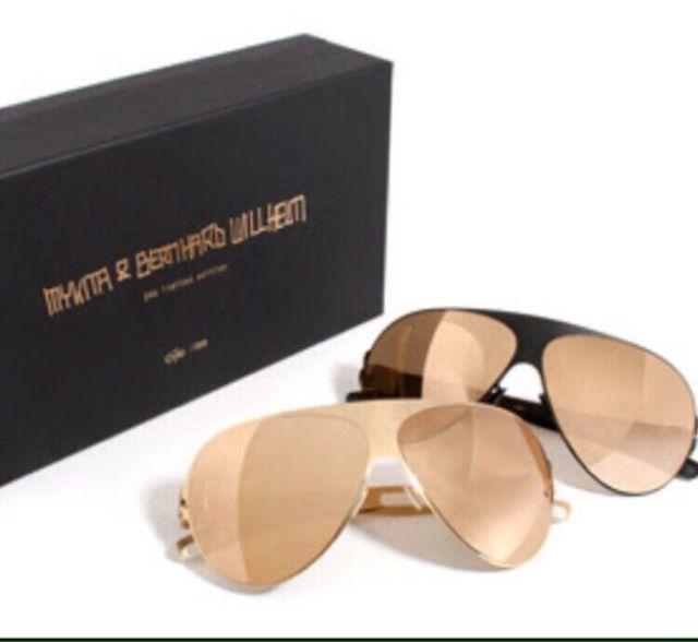 Meilleure qualité mykita franz avec caoutchouc TRANSPARENT lunettes de  soleil femmes et les hommes 9e48ba2e2c69
