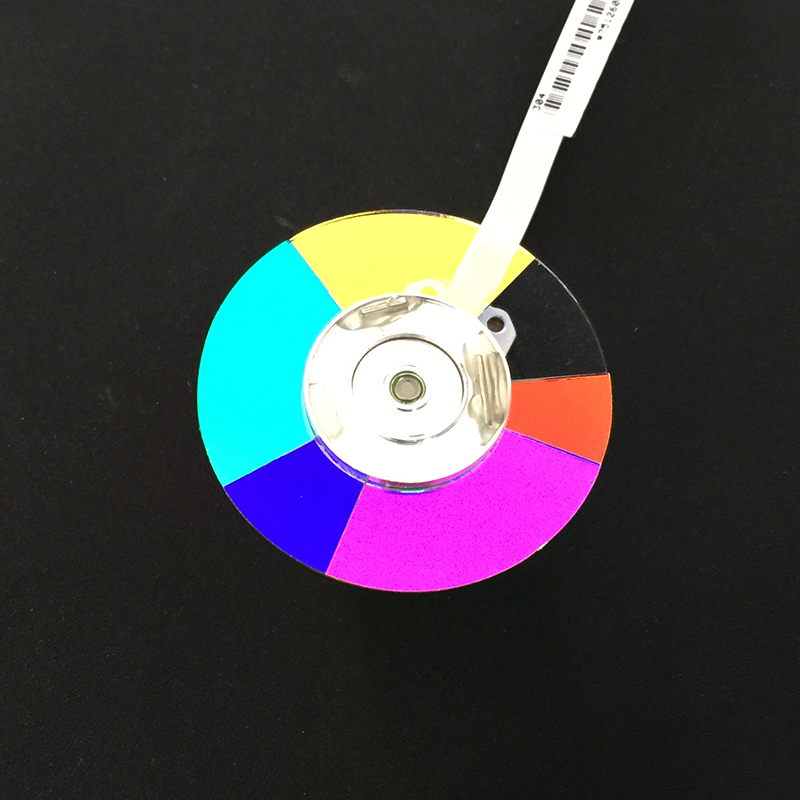 Color Wheel Beamsplitters Spectral For Optoma DLP Projector X312 X316 HD25 HD26