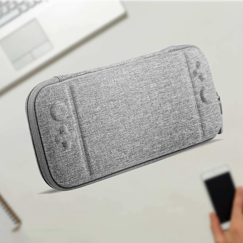 EVA Duro Saco De Armazenamento de Viagem Carry Pouch Case para Nintendo Interruptor Interruptor para Nintend NS Protectiv