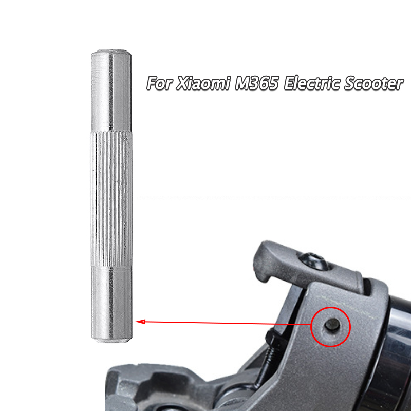 Aluminum Metal Reinforced Lock Folding Buckle Hook Pin Replacement for  Xiaomi Mijia M365 Electric Scooter Accessories