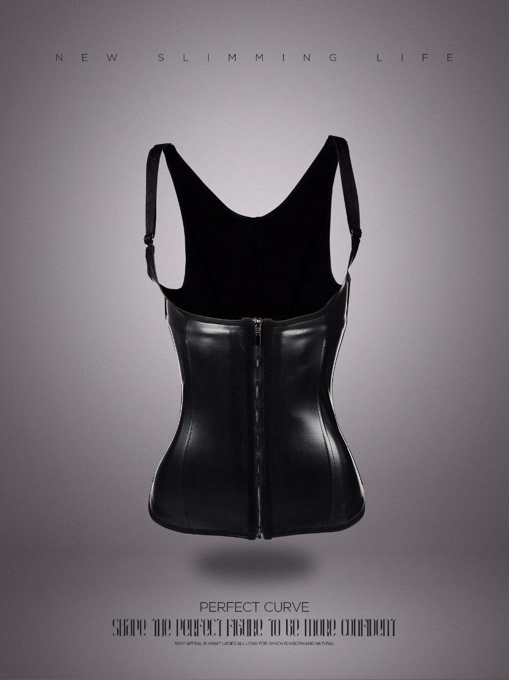Corset Latex taille formateur minceur latex ceinture cincher minceur modélisation sangle chaud shapers corps shaper minceur latex corset